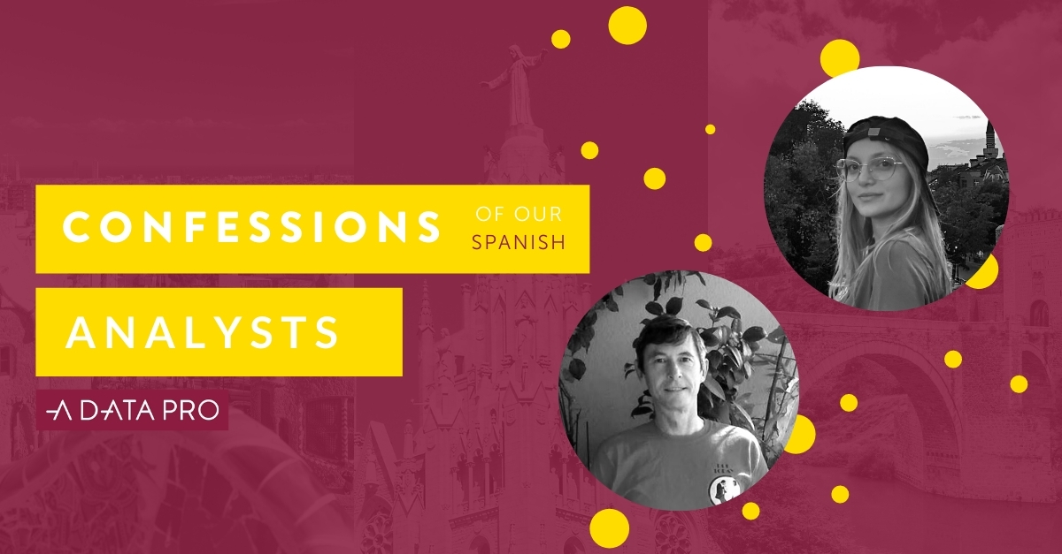 Confessions Series Spanish analysts